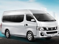 Nissan Introduces CNG Version of Urvan to Thai Market