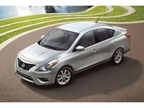 2017 Nissan Versa Starts at $12,825