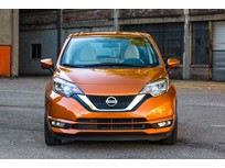 2018 Nissan Versa Pricing Unchanged