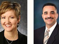 Nissan Promotes Two to Regional Sales Roles