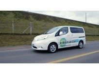 Nissan Unveils Solid-Oxide Fuel Cell Vehicle in Brazil