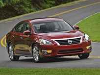 Nissan Recalls Altimas for Hood Latch