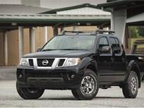 Nissan Recalls Frontier Crew Cab Trucks