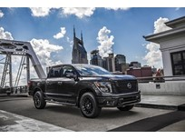 Nissan Adds Midnight Edition Pickups for 2018