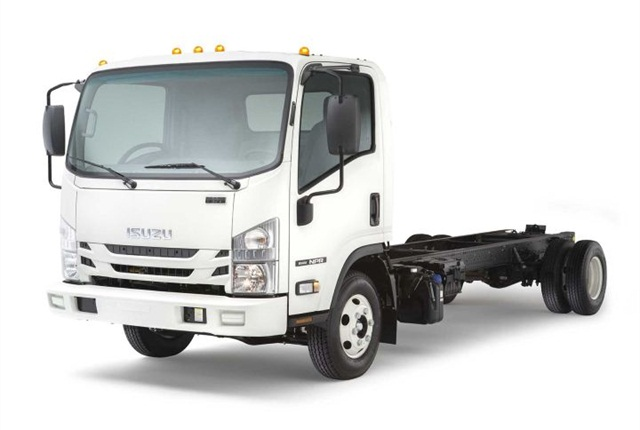 Isuzu Adds Class 3 NPR Diesel Cabover - Top News - Vehicle ...