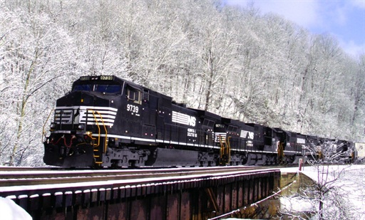 Norfolk Southern Railway Purchase Increases Northeastern Reach