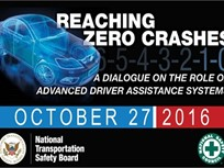 NTSB, Safety Council Sponsor Vehicle Tech Event