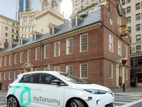 Lyft, NuTonomy Team on Self-Driving Car Research