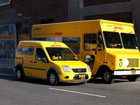 DHL's Aggressive Fleet Greening Plan
