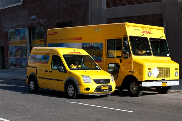Photo courtesy of DHL Express.