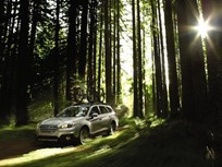 Subaru Legacy, Outback Recalled for Steering