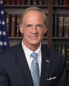 U.S. Sen. Tom Carper, D-Del.