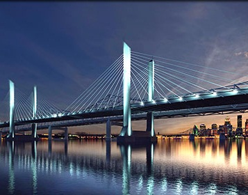 The administration's Build America Transportation Investment Center offers a case study on how Kentucky and Indiana teamed up to launch the Ohio River Bridges project.