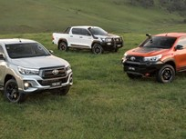 Toyota Unveils Three HiLux Variants for Australia