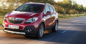 Opel Mokka Photo: Opel