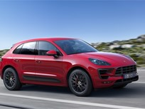 Porsche Recalls Macan Crossovers for Air Bag Issue
