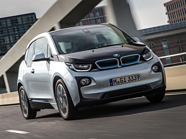 Photo of i3 courtesy of BMW.