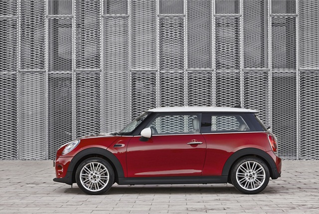 Photo courtesy of MINI USA/BMW Group.