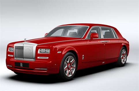 Photo courtesy of Rolls-Royce.