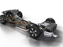 BMW Introduces Plug-in Hybrid Prototype