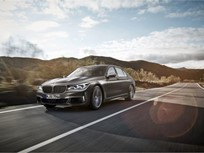 BMW Recalls M760Li xDrive Sedans for Oil Leaks