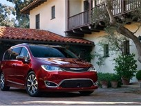 Chrysler Pacifica Recalled for Seat Belts