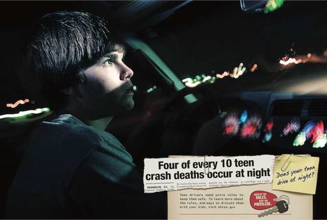 Photo courtesy of the National Highway Traffic Safety Administration.