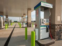 Public CNG Station Opens in Kansas City