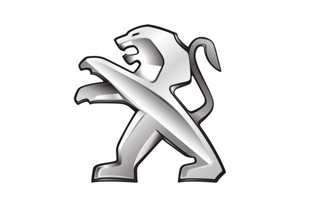 Logo via Peugeot.
