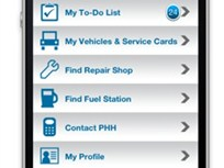 Drivers Can Now Access Key Vehicle Information Using PHH InterActive for Drivers Mobile