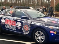 Video: Fairfax County, Va., Vehicle Spreads Safe-Driving Message