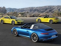 Porsche Boosts Power, Traction Control for 2017 911 Models