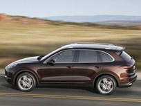 Porsche Halts Sales of Diesel Cayenne SUVs