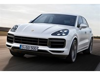 Porsche Cayenne Turbo Adds Power for 2019