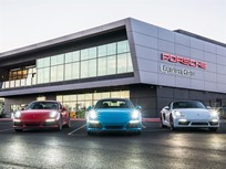 Porsche Opens $60M Experience Center in SoCal