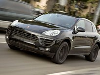Porsche to Build Plug-In Hybrid Macan