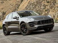 Porsche Macan Catching On Slowly