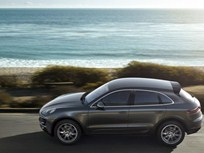 Porsche to Bring Four-Cylinder Macan to Asia