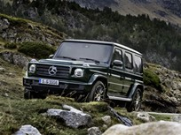 2019 Mercedes-Benz G-Class is Roomier, Longer