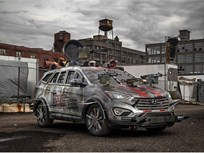 Hyundai Gets in the Spirit of Halloween with Zombie Survival Upfit