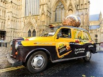 UK Company Rolls Out Potato Scented Taxi