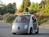 Google's Autonomous Vehicle Gets Pulled Over