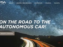 RMS Automotive Enhances PSA Group's Dealer Portal