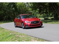 Infiniti Q50 Recalled for Fuel Pump Module