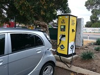Australia Establishes 'Electric Highway'