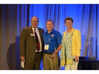 Fisher Auto Parts' Rader Wins Fleet Safety Award