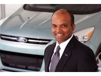 Ford Appoints Nair to Head North America