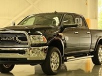 Ram Launches Pickup Truck in the Middle East