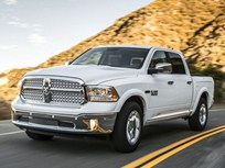 Ram 1500 EcoDiesel's Fuel Economy Now Leads Pickup Trucks