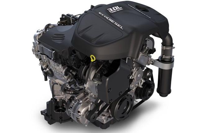 Chrysler's 3.0L Turbodiesel DOHC V-6.